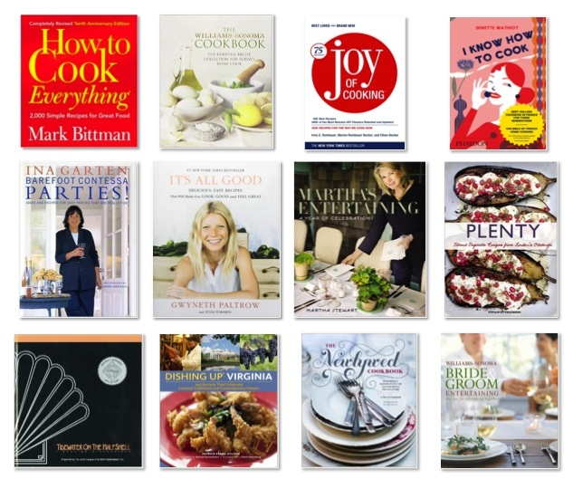 Modern Pineapple Favorite Cookbooks