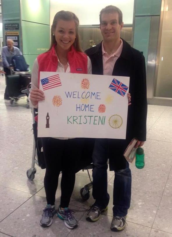 Ben + Kristen Welcome
