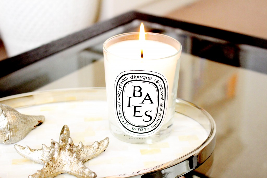 Diptyque Candle Modern Pineapple