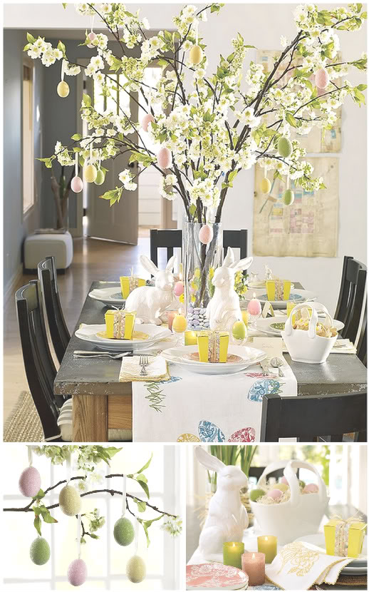 Easter Table 1
