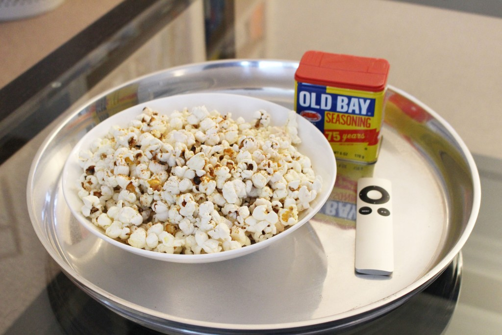 MP Old Bay Popcorn