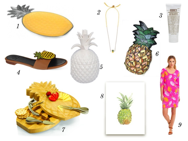 Modern Pineapple - Pineapple Objects