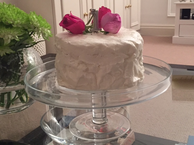 Kristen Moore Anniversary Cake