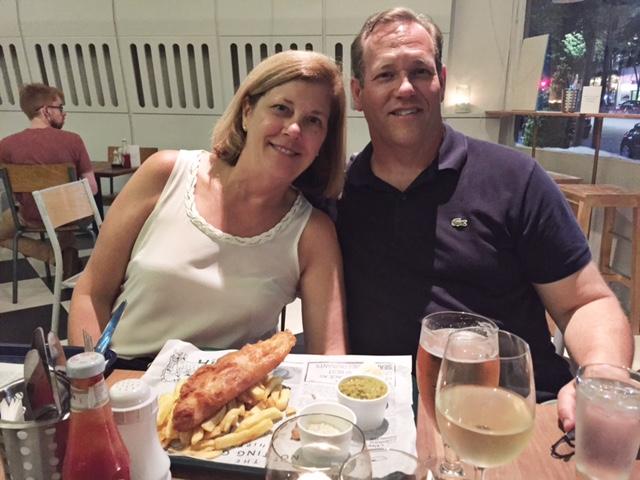 Mom & Dad Notting Gill Chippy
