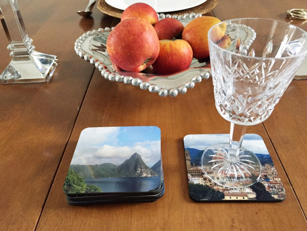 Kristen Moore for Snapfish Coasters