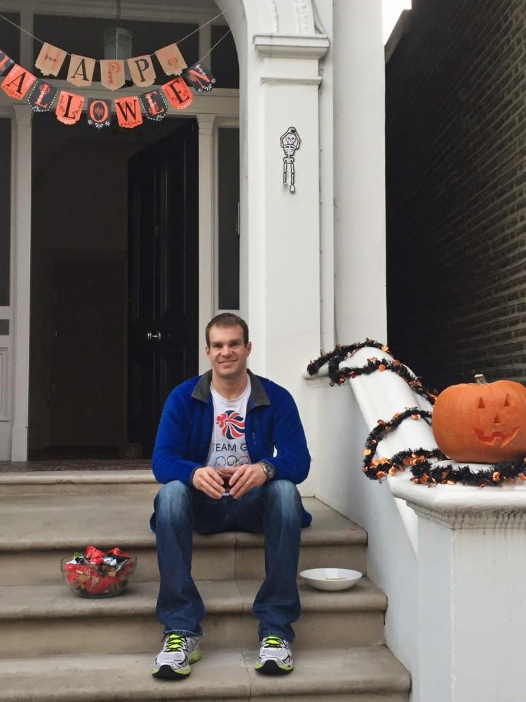 Ben Moore Halloween