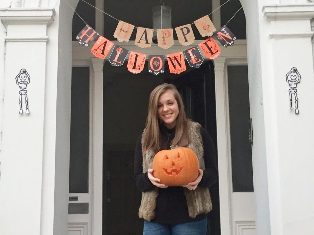 Kristen Moore Halloween