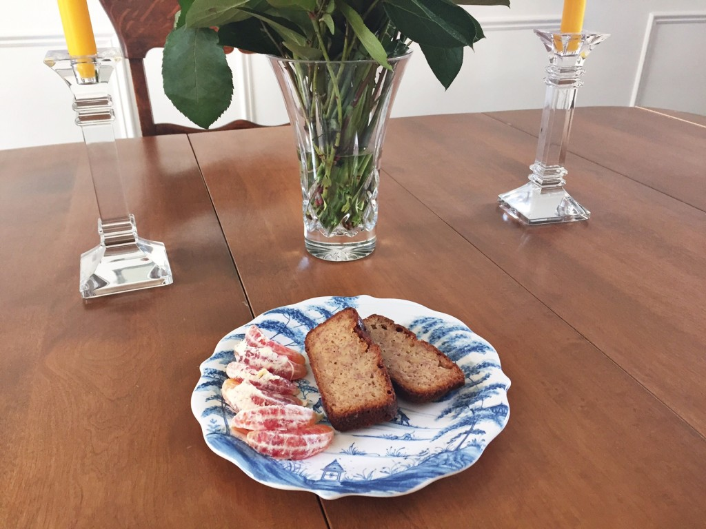 Kristen Moore Banana Bread