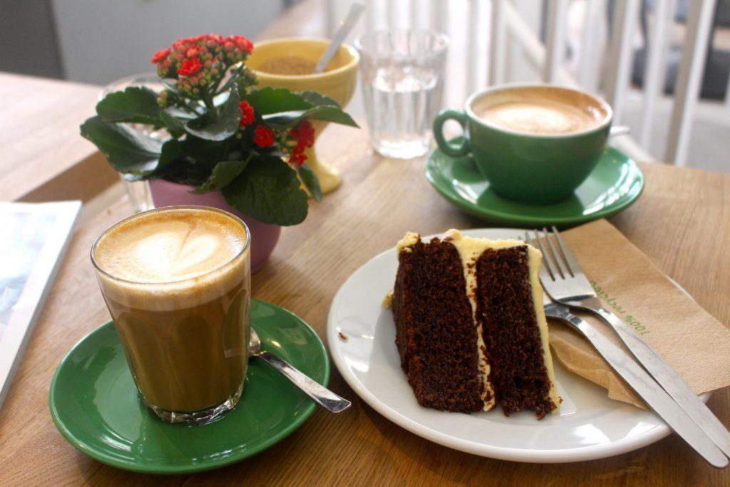 Kensington Coffee - Kristen Moore